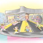 「バイキンひみつ基地」が福岡アンパンマンこどもミュージアムに