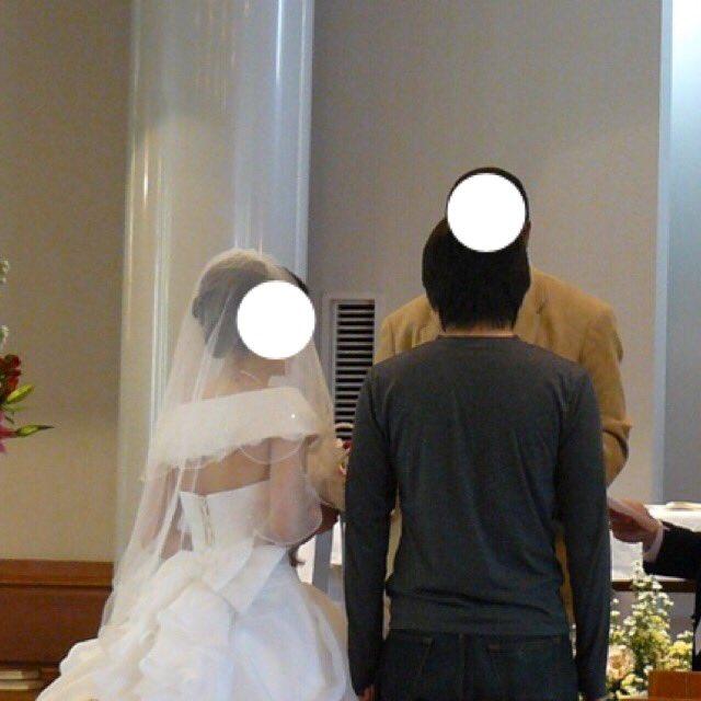主人が結婚式にタキシード忘れてた。