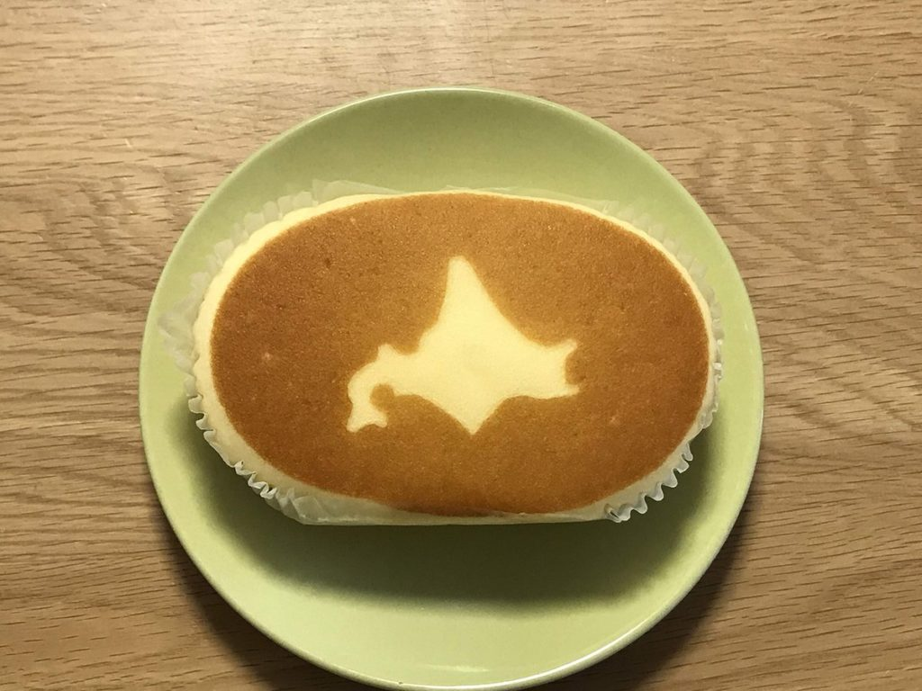 山崎製パン「北海道チーズ蒸しケーキ」