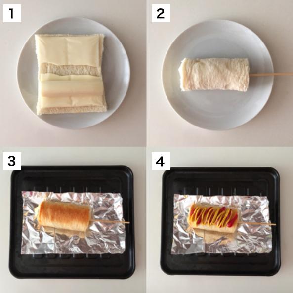 【簡単レシピ】行列のあの味を「食パン」で作ったら