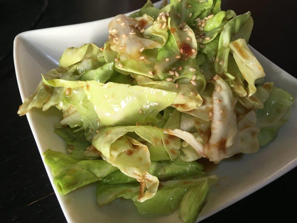 長い年月をかけて完成させた「叙々苑サラダ」のレシピ