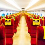 「ミッキー新幹線」九州に登場、博多-鹿児島中央間を走行