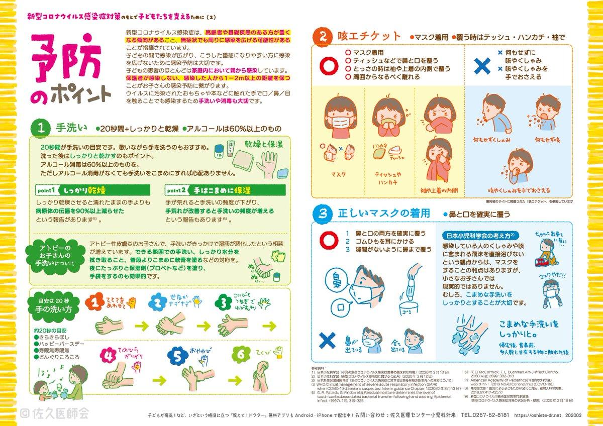 新型コロナウイルス感染症対策下で子どもたちを支える
