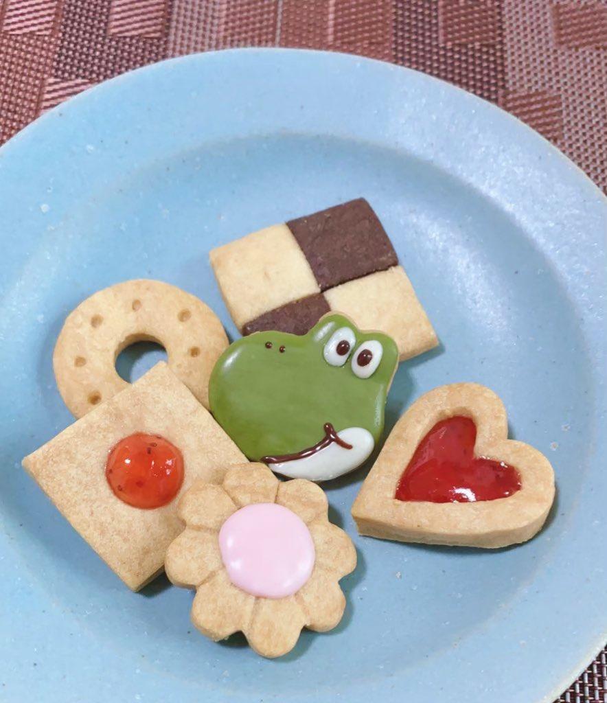 ヨッシーのクッキー
