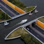 川に対して陸の橋が必ず上って誰が決めた!?@オランダ