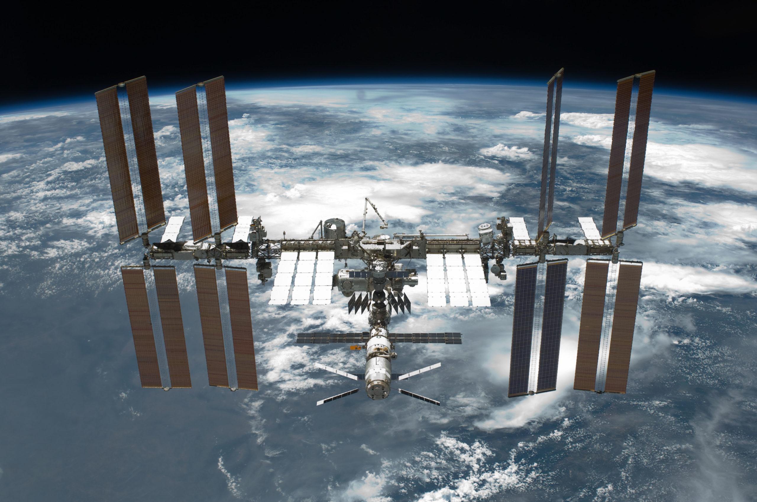 本日、宇宙ステーションを見るチャンスです。