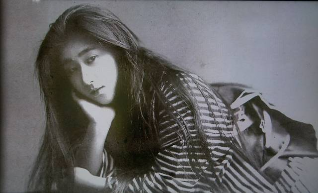 【東京百美人】「洗い髪のお妻」こと安達ツギさん