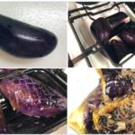 茄子はホットサンドメーカーで焼くと超絶とろっとろに