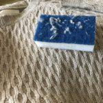 セーターの毛玉の取り方