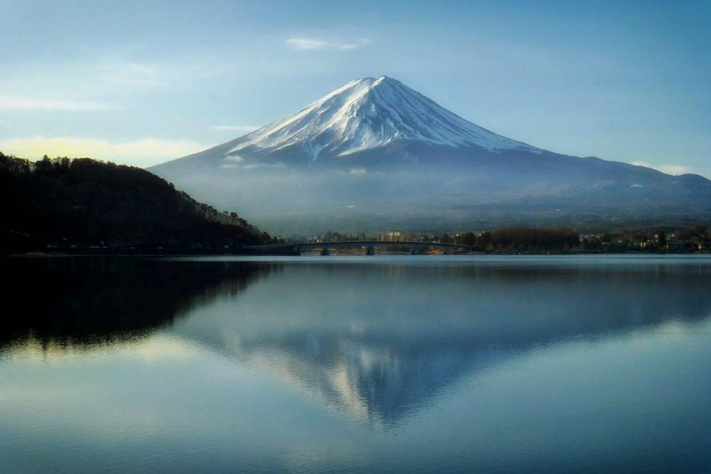【今日は何の日?】2月23日は「富士山の日」