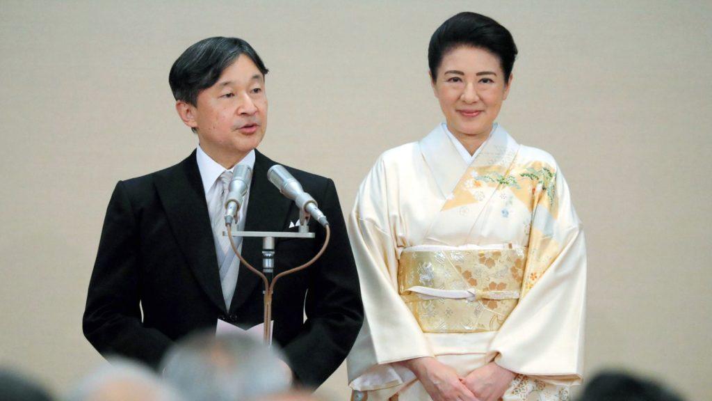 【祝】天皇陛下、きょう61歳の誕生日